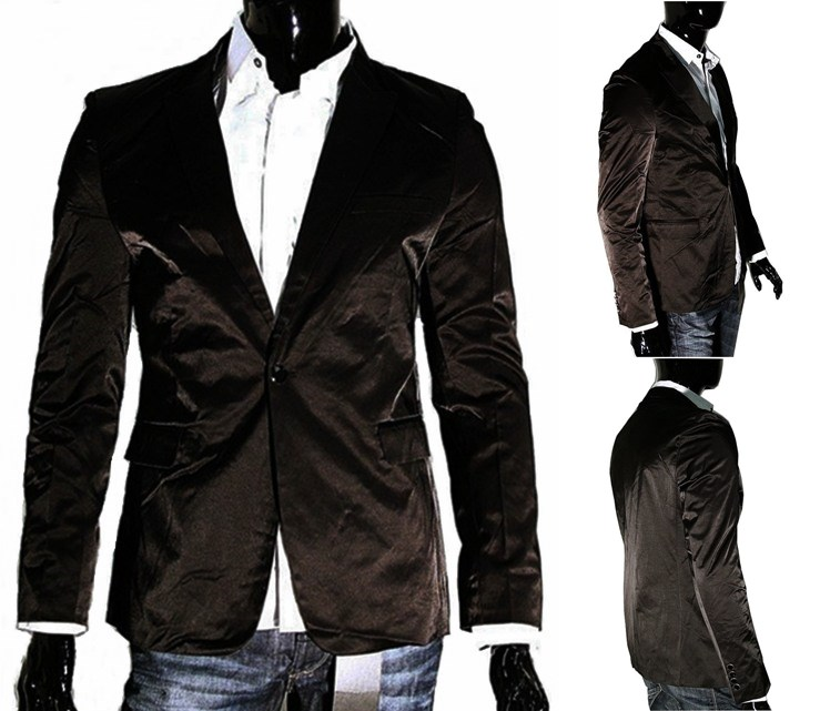 sakko herren anzug neu schwarz blazer casual freizeit party jacke urban business ebay. Black Bedroom Furniture Sets. Home Design Ideas